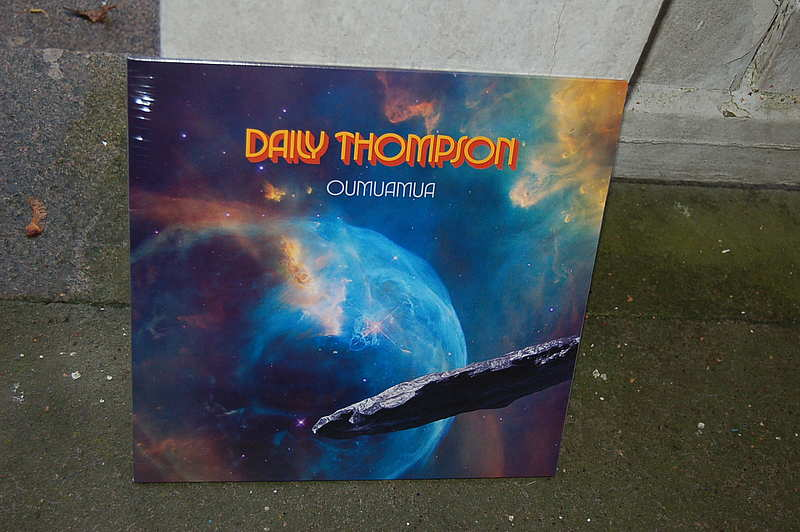 "Daily Thompson "" Oumuamua "" / LP / Neu"