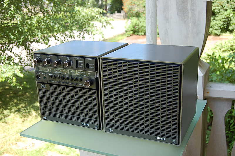 Philips 780 22AH780 / 22 Würfel Radio