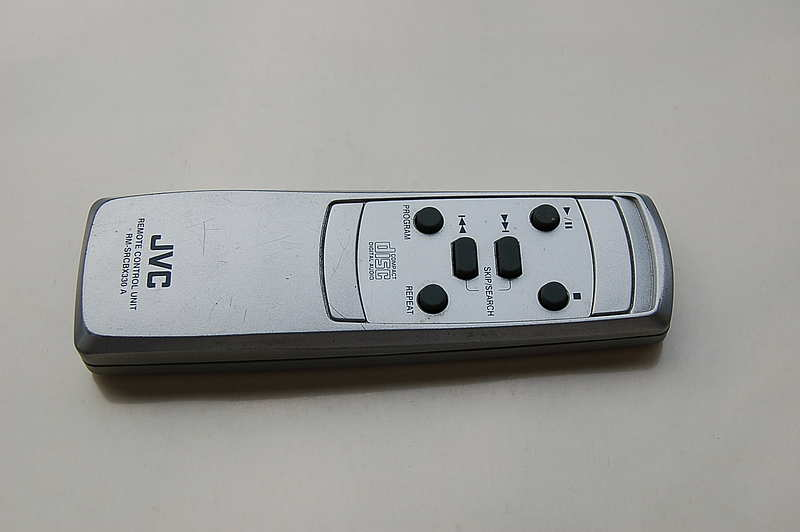 JVC RM-SRCBX330 A remote/Fernbedienung f. CD-Radio Recorder RC-BX330