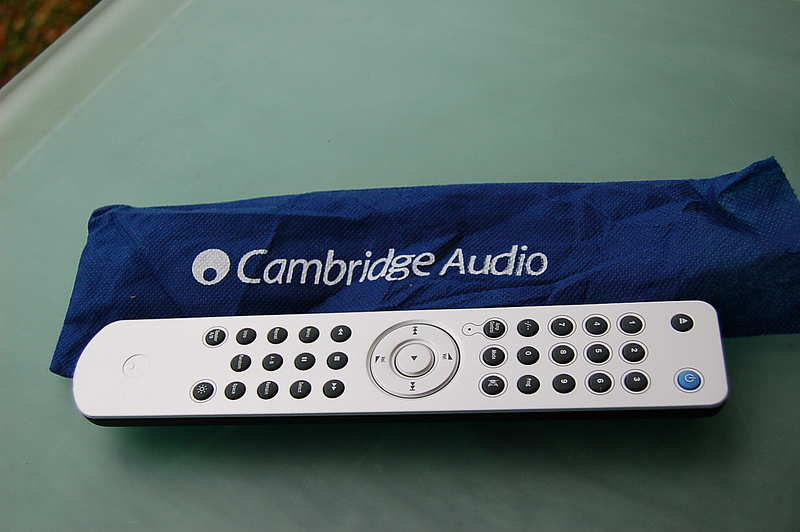 Cambridge RC-840 AC / RC-740 AC Azur - Amp/CD Remote / Fernbedienung