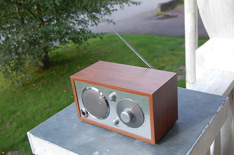 Clas Ohlson Retro Radio FM/AM Modell BS-320 / 38-2080