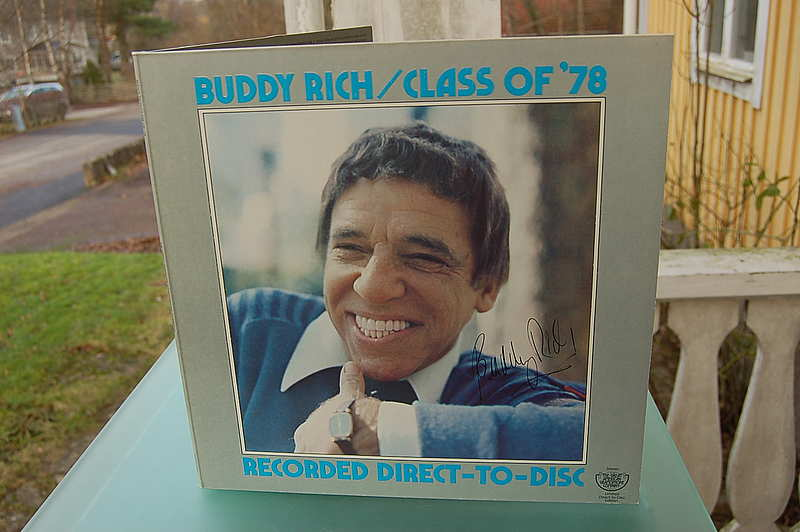 "Buddy Rich "" Class of 78 "" / Direct to Disc Limited Edition"