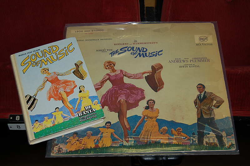 The Sound of Music RCA LSOD2005 LP & Buch