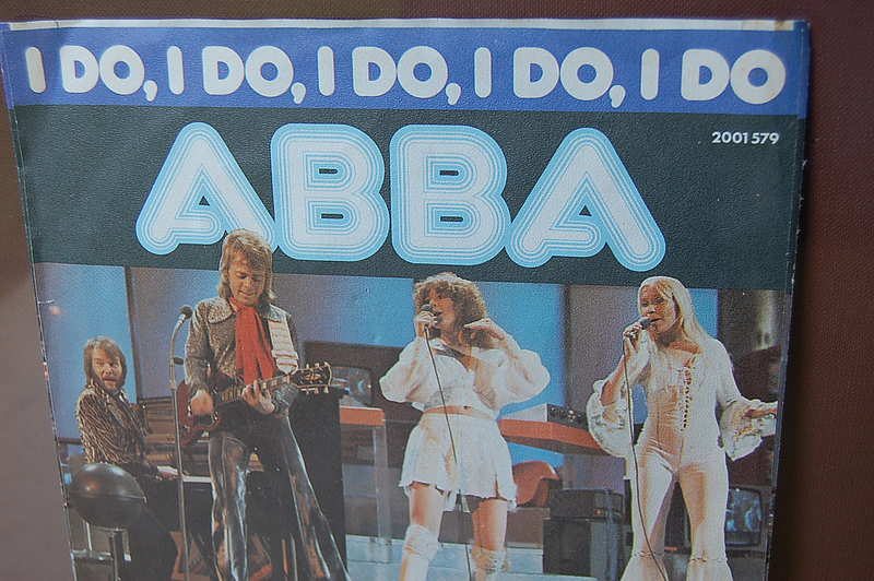 "ABBA "" Ido, Ido, I do "" Single / Polydor"