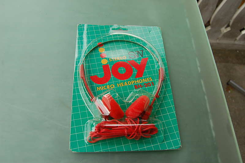 Joy BH-201 Headphones / Neu