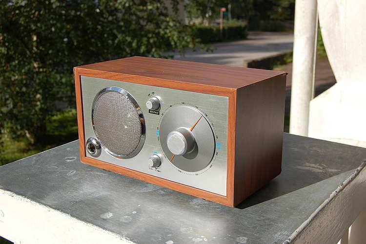 clas ohlson radio retro