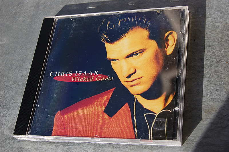 "Chris Isaak "" Wicked Game "" CD"