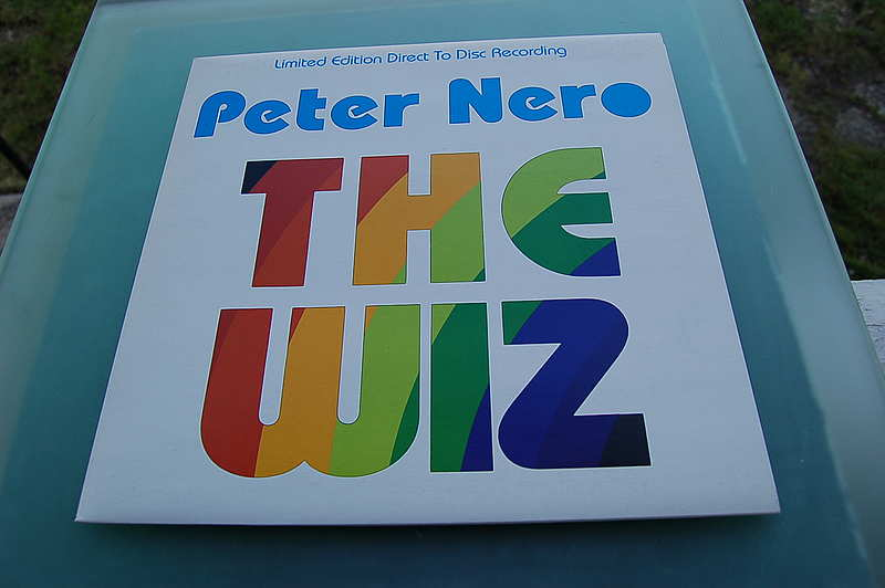 "Peter Nero "" The Wiz "" / Crystal Recordings CCS 6001 / 45rpm / Limited"