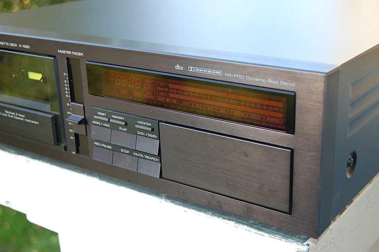 Yamaha Se Cassette Deck