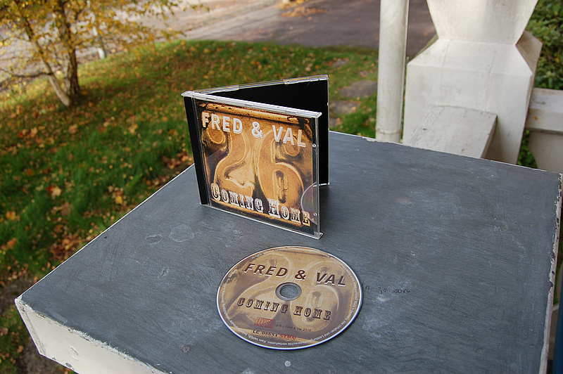 Fred&Val Coming Home CD