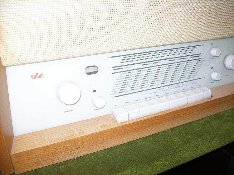 Braun Rc62 3 Ts3 R 246 Hrenradio Kaufen Phonobar Se