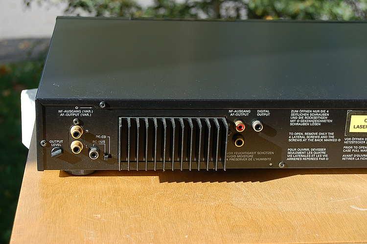 Grundig CD 8400 kaufen • phonobar.se